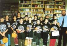 Tamburice u gimnaziji Kurzwiese 1994