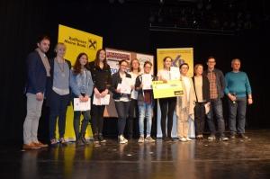 organizatori, dobitniki i jurori Recitala 2017.