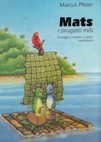 Mats i prugasti miši
