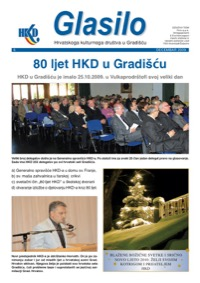 Cover Glasilo 2009/06