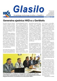 Cover Glasilo 2011/05