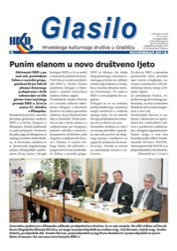 Cover Glasilo 2012/05