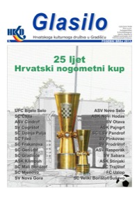 Cover Glasilo 2013/05