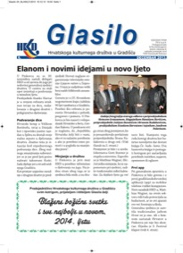 Cover Glasilo 2013/06