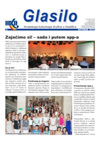 Cover Glasilo 2014/04