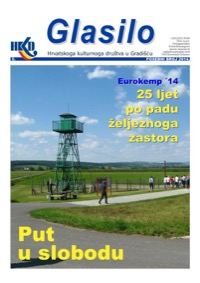 Cover Glasilo 2014/05