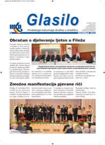 Cover Glasilo 2014/06