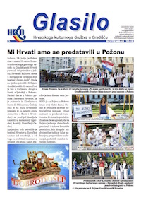 Cover Glasilo 2015/03