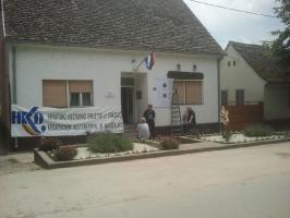 Pomoćna akcija za potopljena sela 2014.