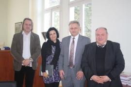Valter Boljunčić, Vesna Mijatović, Stanko Horvath, Alfio Barbieri