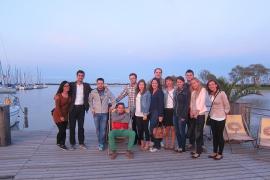 Sudioniki Eurocampa 2014