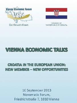 VEF Croatia 2013